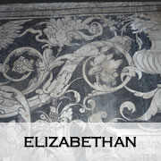 Elizabethan /Jacobean House Styles 1560-1660 included Renaissance and Dutch Styles