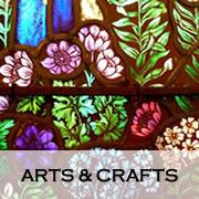Arts and Crafts 1870-1914 Vernacular Materials/Designers/Arts & Crafts Movement/Craftsmen
