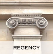 Regency House Styles 1790-1830 Neo-Classicism/Greek Revival/Picturesque/Gothick