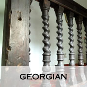 Georgian House Styles 1715-1790-Palladian/Neo-Classicism